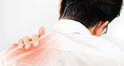 Schulterbeschwerden